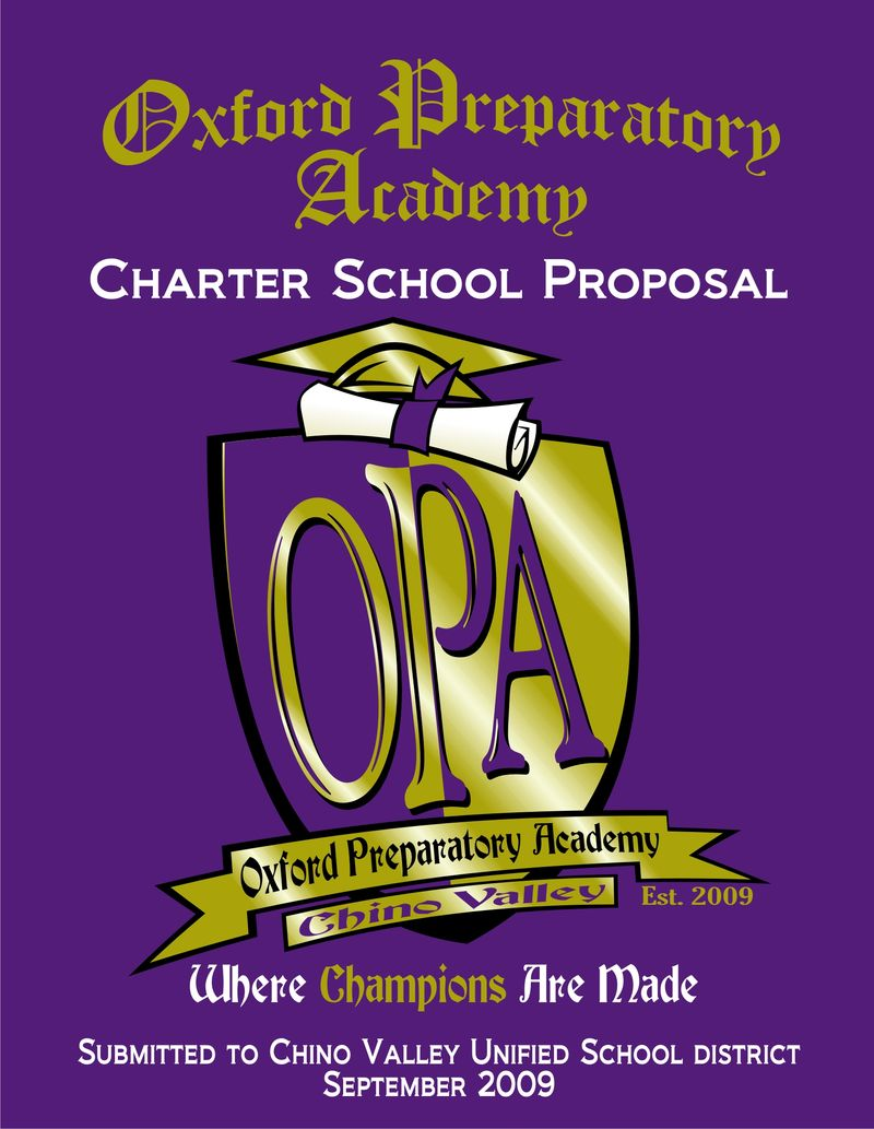 OPA Proposal Cover - Purple
